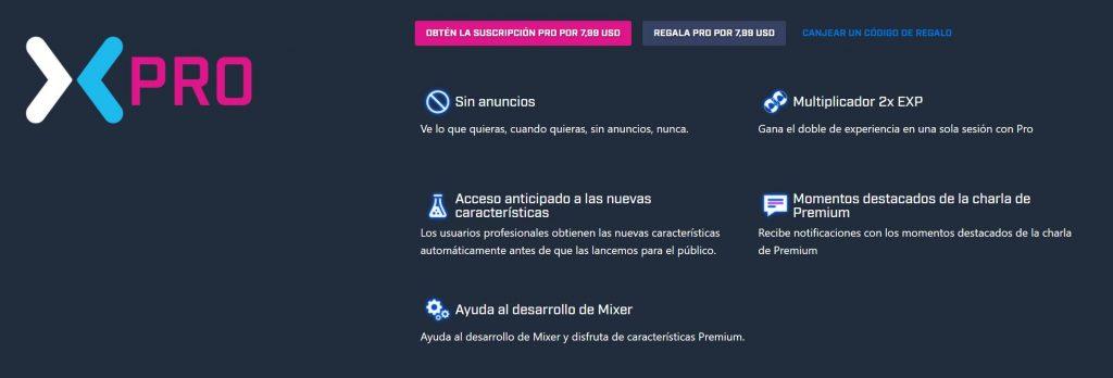 Explicación ventajas de MixerPro